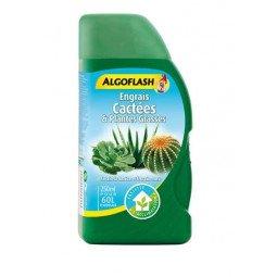 Engrais cactées & plantes grasses liquide ALGOFLASH 250ml