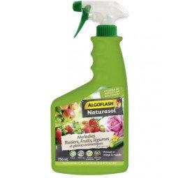 Maladies rosiers, fruits, légumes & plantes aromatiques ALGOFLASH