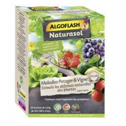 Maladies potager & vigne ALGOFLASH (20 sachets)