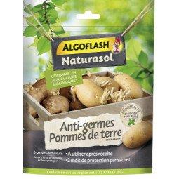 Anti-germes pommes de terre ALGOFLASH (6 sachets)