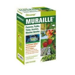 Muraille psylles, thrips, mouches blanches, acariens DECAMP'