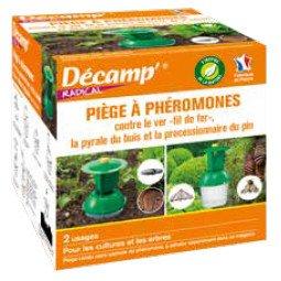 Piège à phéromones avec ailettes DECAMP'