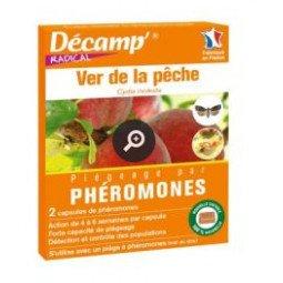 Phéromones contre le ver de la pêche DECAMP'