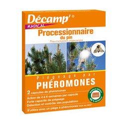 Phéromones contre la chenille processionnaire du pin DECAMP'