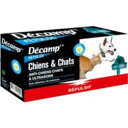 Répulsif chient/chat ultrason DECAMP'