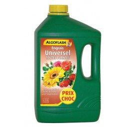 Engrais Universel liquide bidon ALGOFLASH 2,5L
