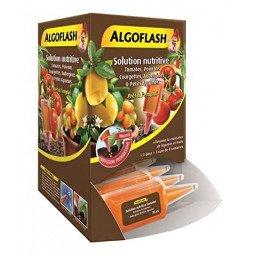 Dose Nutritive Tomate, Poivrons, Courgette, Aubergine (1 pipette) ALGOFLASH 75ml