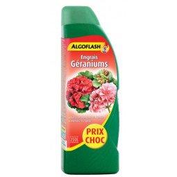 Engrais Géraniums ALGOFLASH 1L