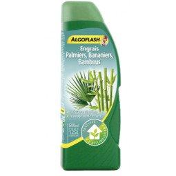 Engrais Palmiers, Bananiers & Bambous liquide ALGIFLASH 500ml