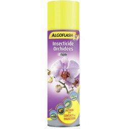 Anti-Insectes & Acariens aérosol Spécial Orchidées ALGOFLASH 200ml