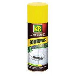 Fourmis sans insecticide aérosol KB 300ml