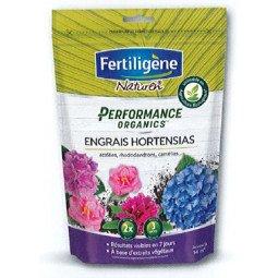 Engrais hortensias, azalées, rhododendrons, camélias Performance Organics FERTILIGENE 700GR
