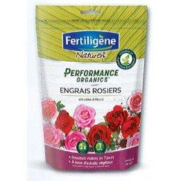 Engrais rosiers, arbustes à fleurs Performance Organics FERTILIGENE 700G