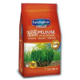 S.O.S pelouse en détresse FERTILIGNE 7.5KG