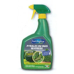 Insecticide pyrales du buis Express prêt à l'emploi FERTILIGENE 700mL