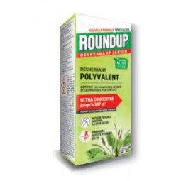 Désherbant jardin polyvalent action 2 en 1 (mauvaises herbes et mousses) RONDUP 800ml