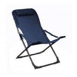 Relax pliant Easy bleu