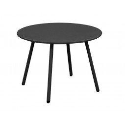 Table basse Rio Ø 50 cm graphite