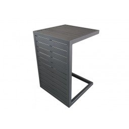 Table basse Lou Side grey