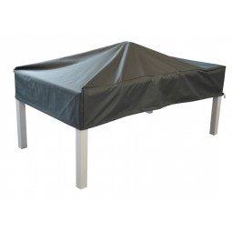 Housse de protection pour tables 160x160 - gris