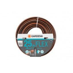 Tuyau d'arrosage 25M Comfort FLEX 15 mm - GARDENA
