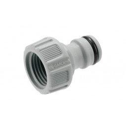 """Nez de robinet 21 mm (G 1/2"""") - GARDENA"""