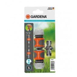 """Nécessaires d'arrosage 13 mm (1/2"""") et 15 mm (5/8"""") - GARDENA"""