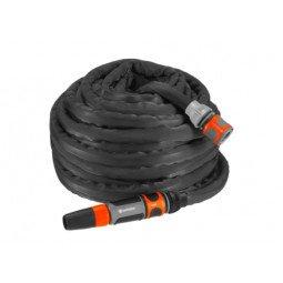 Kit tuyau d'arrosage textile Liano™ 20 m - GARDENA